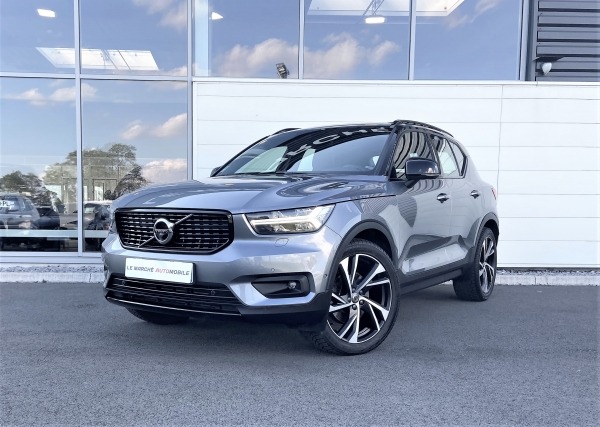 Volvo Xc40 D4 190 Ch Awd First Edition Geartronic 8