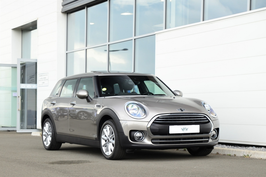 Mini Clubman One D 116ch Pack Chili