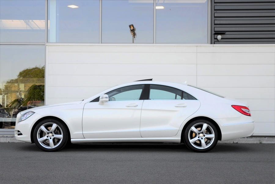 CLS COUPE 350 CDI FASCINATION 7G-TRONIC PLUS