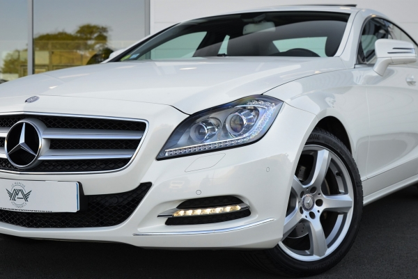 Mercedes Cls Coupe 350 Cdi Fascination 7g-tronic Plus