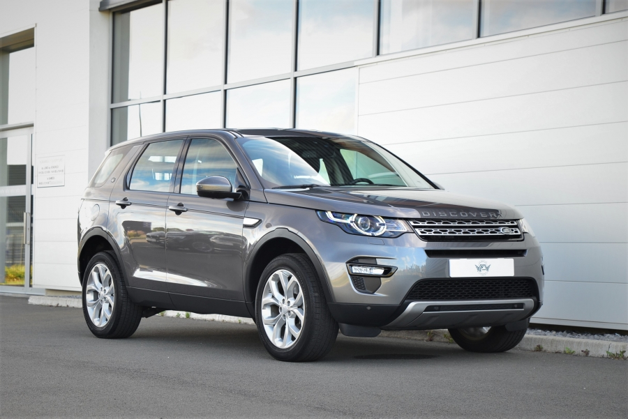 Land Rover Discovery Sport Td4 150 Awd Hse Bva