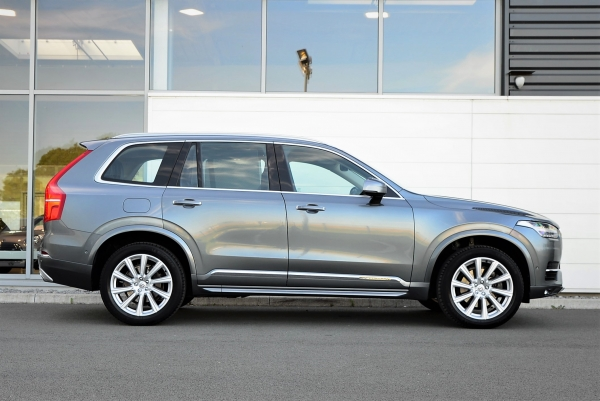Volvo Xc90 D5 235ch Awd Inscription Luxe 7 Places