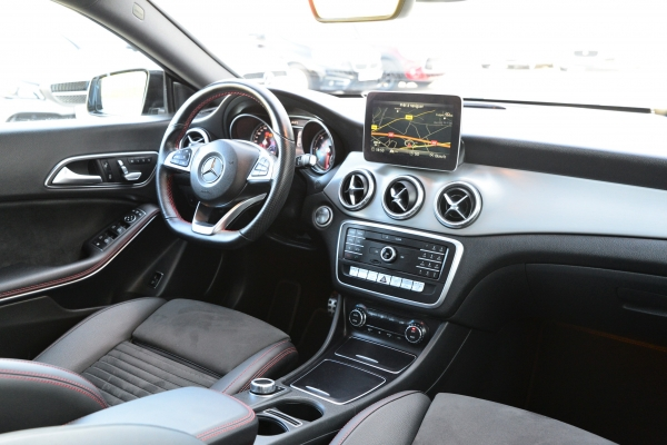 Mercedes Cla Coupe 200 Fascination 7g-dct