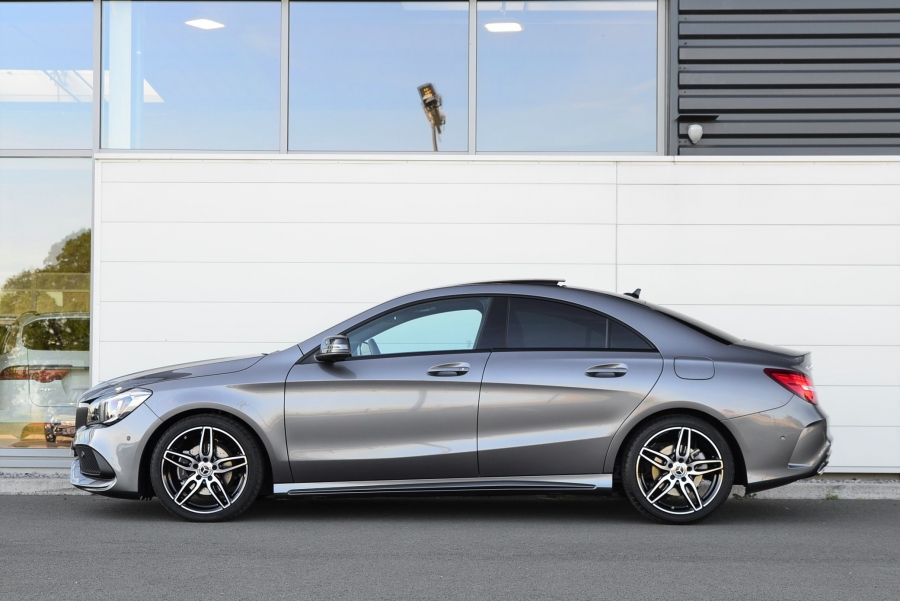 CLA COUPE 220D FASCINATION 7G-DCT