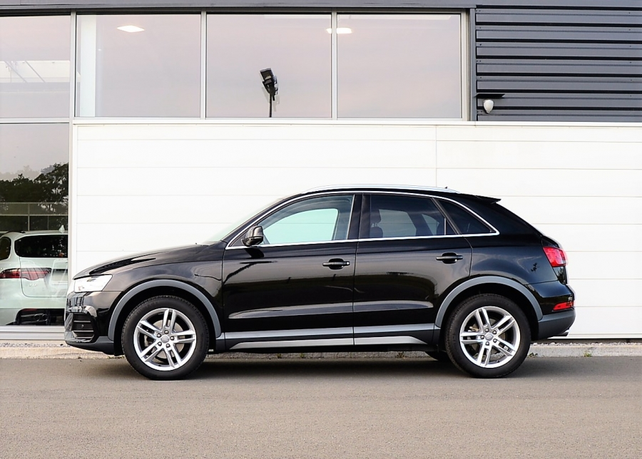 Q3 TDI 150 QUATTRO AMBITION LUXE S TRONIC 7