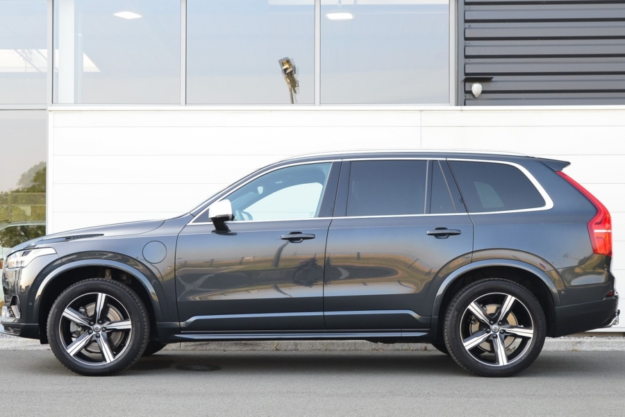 XC90 T8 TWIN ENGINE AWD R-DESIGN GEARTRONIC 8