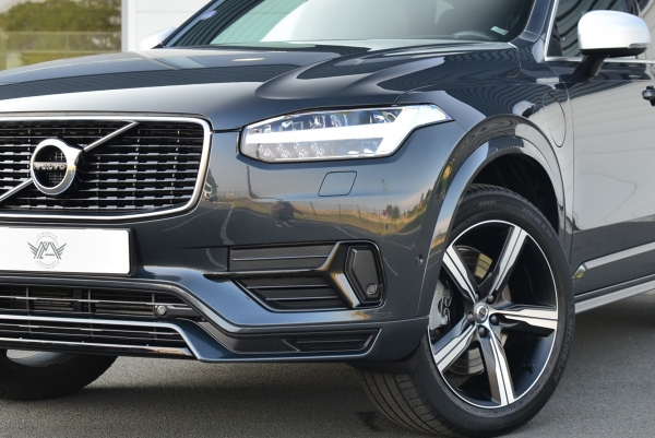 Volvo Xc90 T8 Twin Engine Awd R-design Geartronic 8
