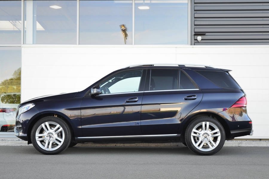 GLE 250D 204CH FASCINATION 4MATIC 9G-TRONIC