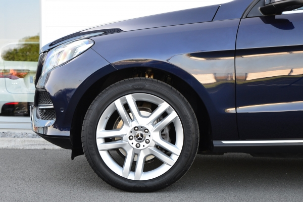 Mercedes Gle 250d 204ch Fascination 4matic 9g-tronic