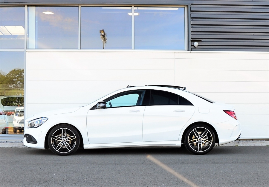 CLA COUPE 200 FASCINATION 7G-DCT