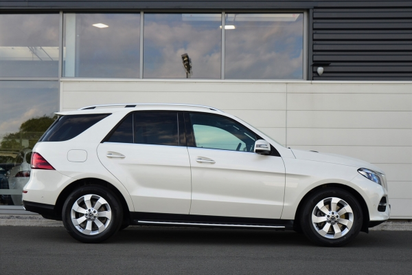 Mercedes Gle 250d 204 Ch Fascination 4matic 9g-tronic
