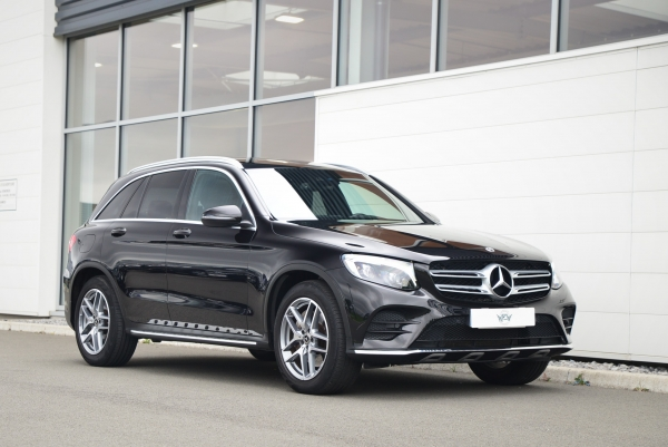 Mercedes Glc 250d Fascination 4matic 9g-tronic