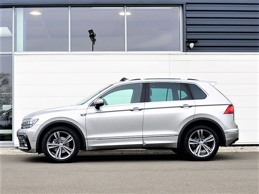 TIGUAN TSI 150 CARAT EXCLUSIVE PACK R-LINE