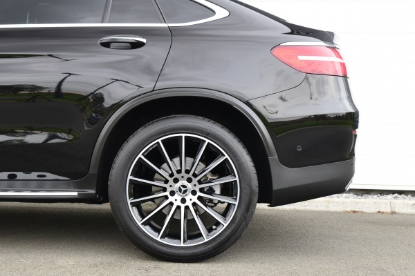 Mercedes Glc Coupe 220d 4matic Fascination