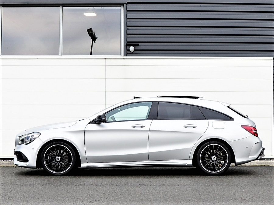 CLA SHOOTING BRAKE 220D 170CH FASCINATION 7G-DCT