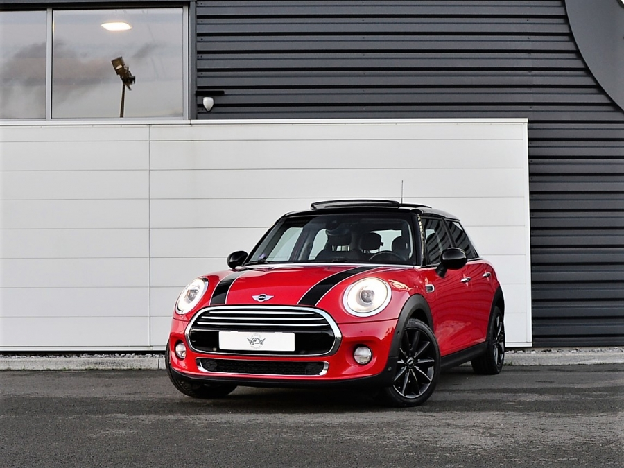 Mini Cooper 136ch Exquisite Bva 5p