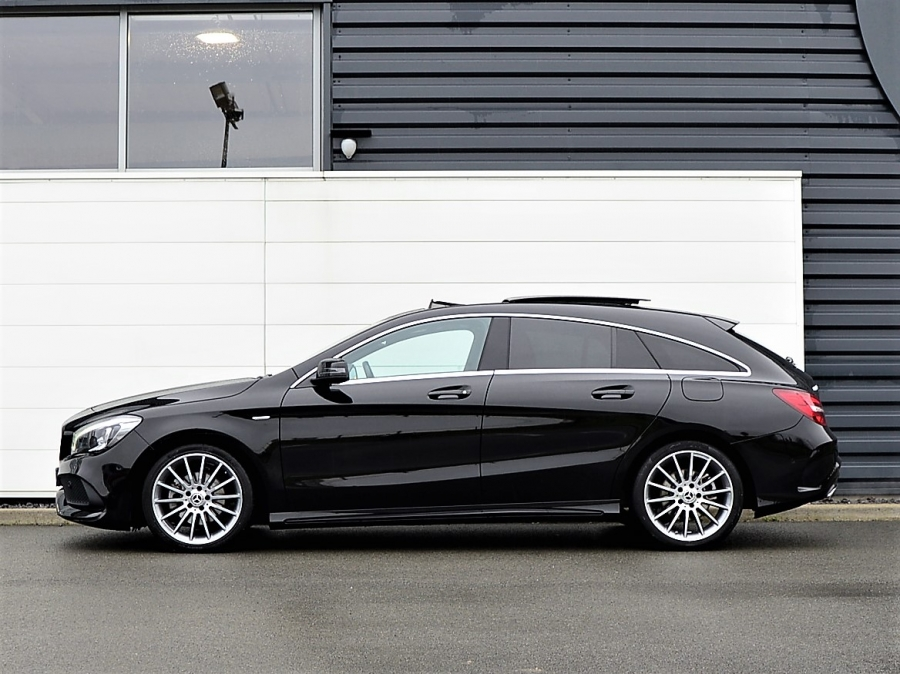CLA SHOOTING BRAKE 200D STARLIGHT EDITION 7G-DCT