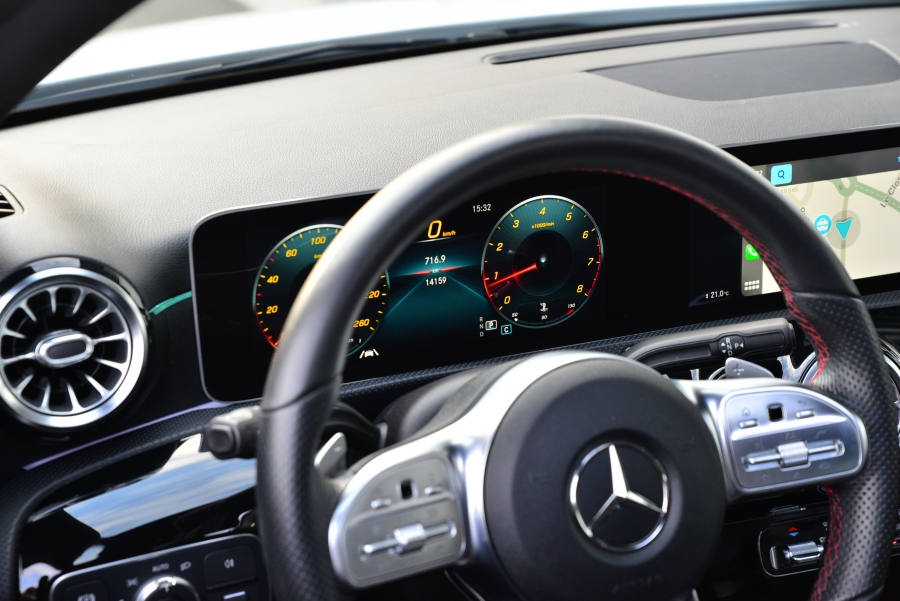 Mercedes Classe A 200 Amg Line 7g-dct