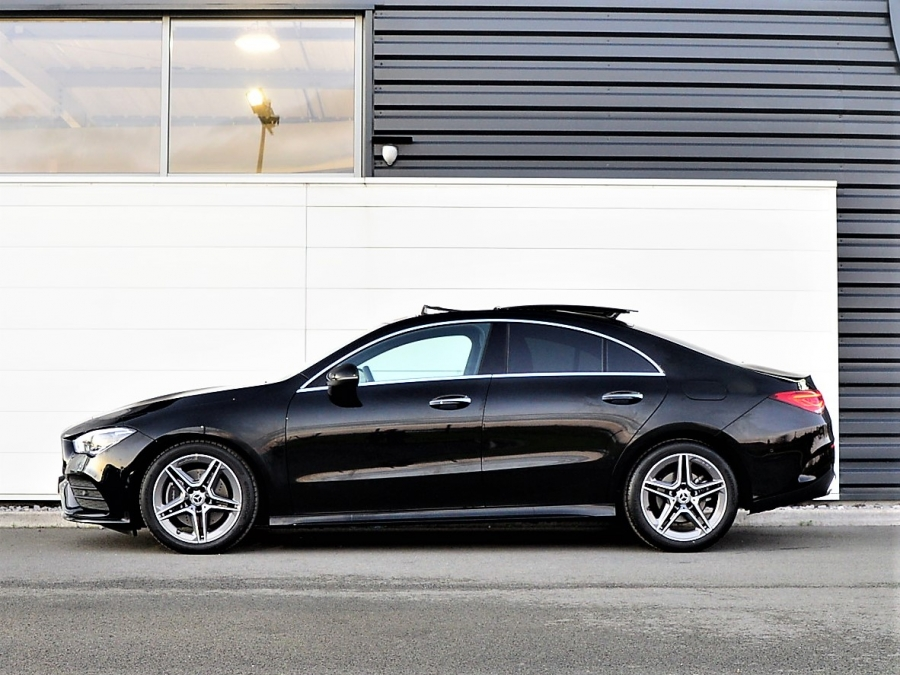 CLA COUPE 220D AMG LINE 8G-DCT