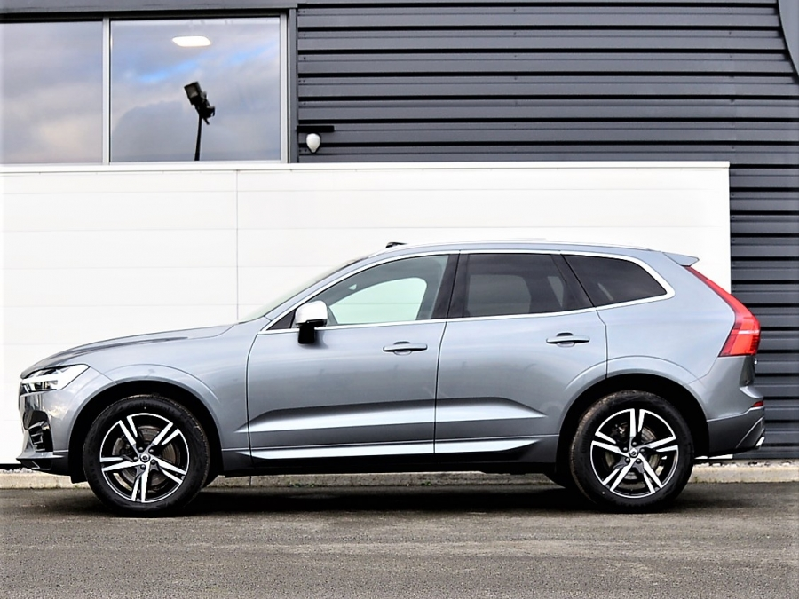 XC60 T5 250 AWD R-DESIGN GEARTRONIC