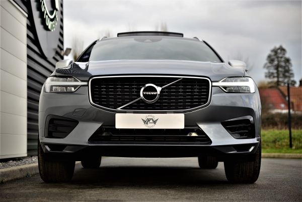 Volvo Xc60 T5 250 Awd R-design Geartronic