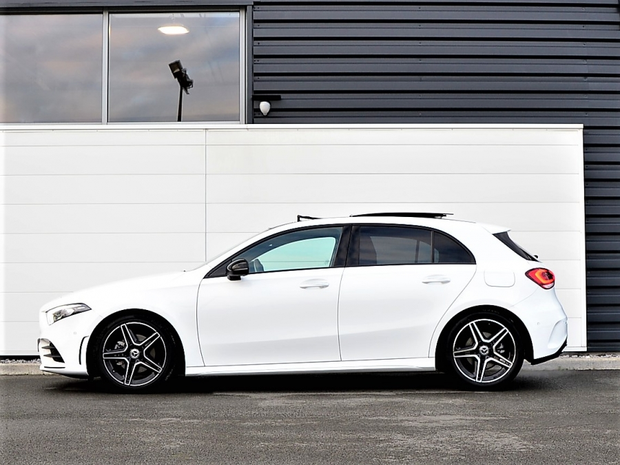 Classe A 200 AMG Line 163ch 7G-DCT