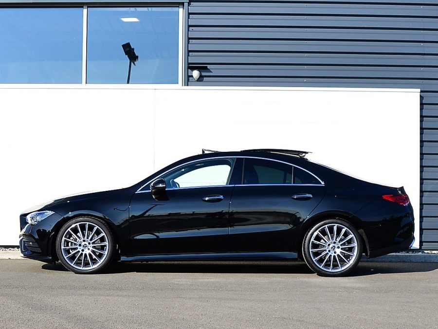 CLA COUPE 200 AMG LINE 7G-DCT