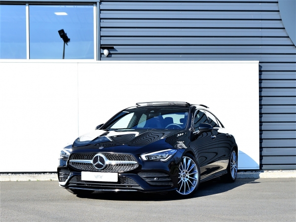 Mercedes Cla Coupe 200 Amg Line 7g-dct