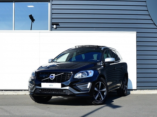 Volvo Xc60 D3 150ch Xenium Pack R-design Geartronic