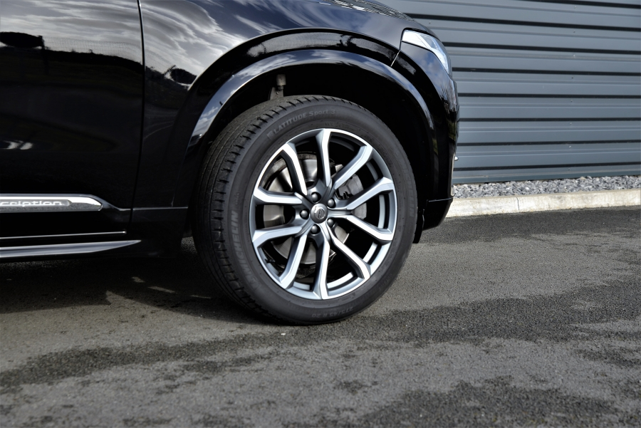 Volvo Xc90 D5 Awd 235ch Inscription Luxe 7 Places