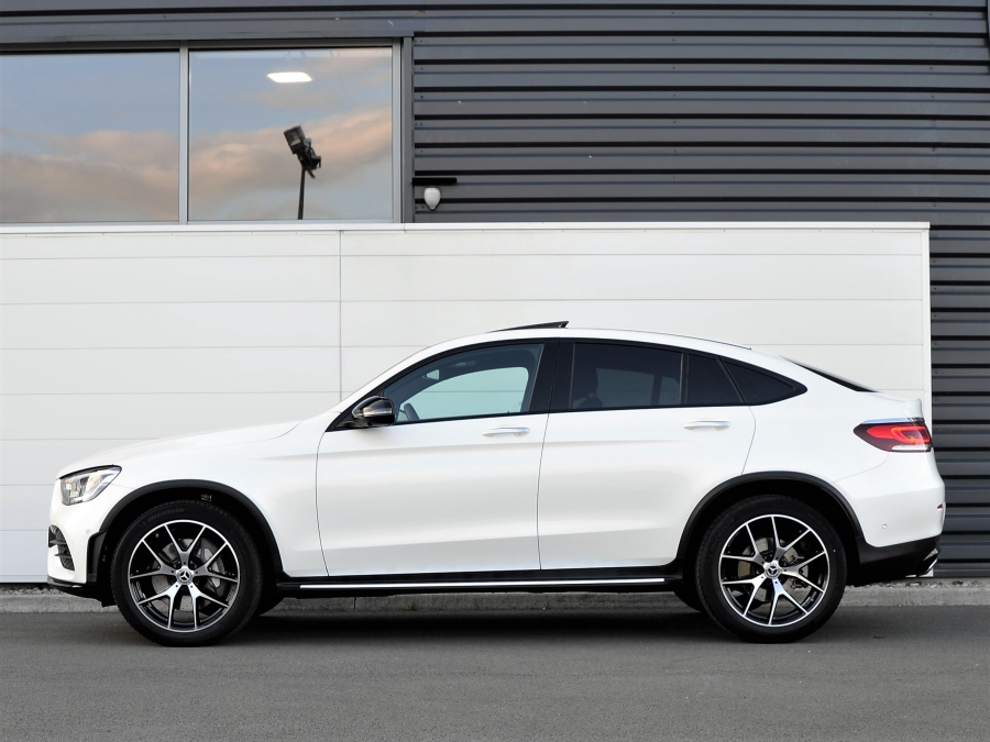 GLC COUPE 220D 4MATIC AMG LINE LAUNCH EDITION 9G-TRONIC