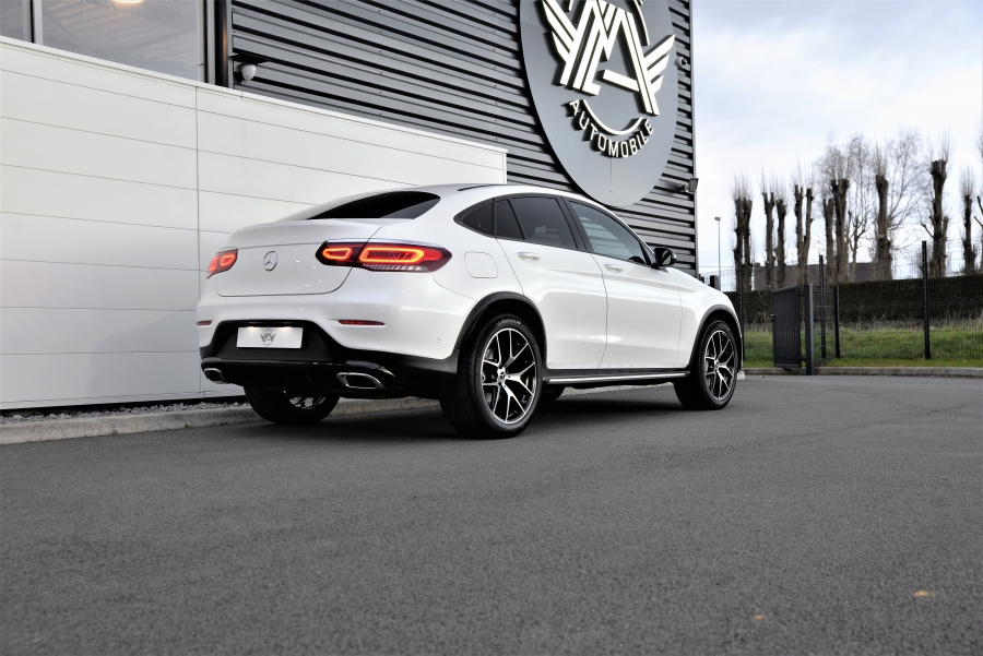 Mercedes GLC COUPE 220D 4MATIC AMG LINE LAUNCH EDITION 9G-TRONIC