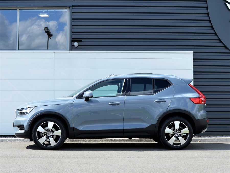 XC40 D4 AWD 190CH BUSINESS GEARTRONIC8