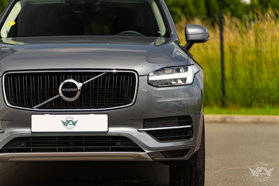 Volvo Xc90 D4 190 Ch Momentum Geartronic 7 Places