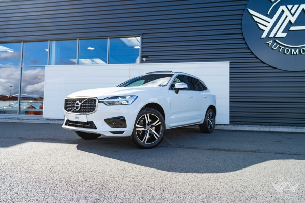 Volvo XC60 D4 190CH AWD R-DESIGN GEARTRONIC 8