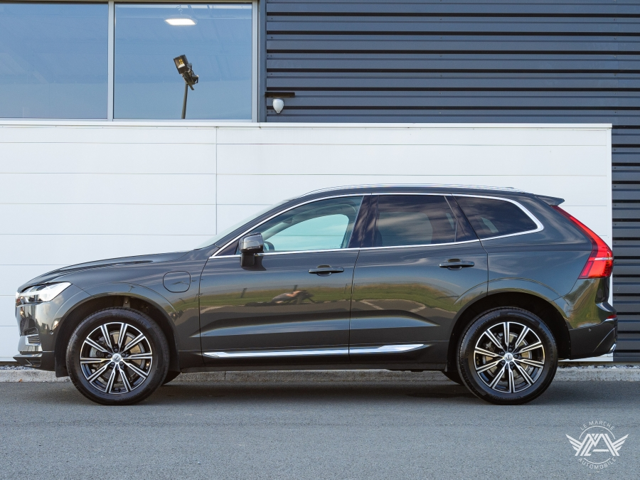 XC60 T8 TWIN ENGINE 390CH INSCRIPTION LUXE GEARTRONIC 8