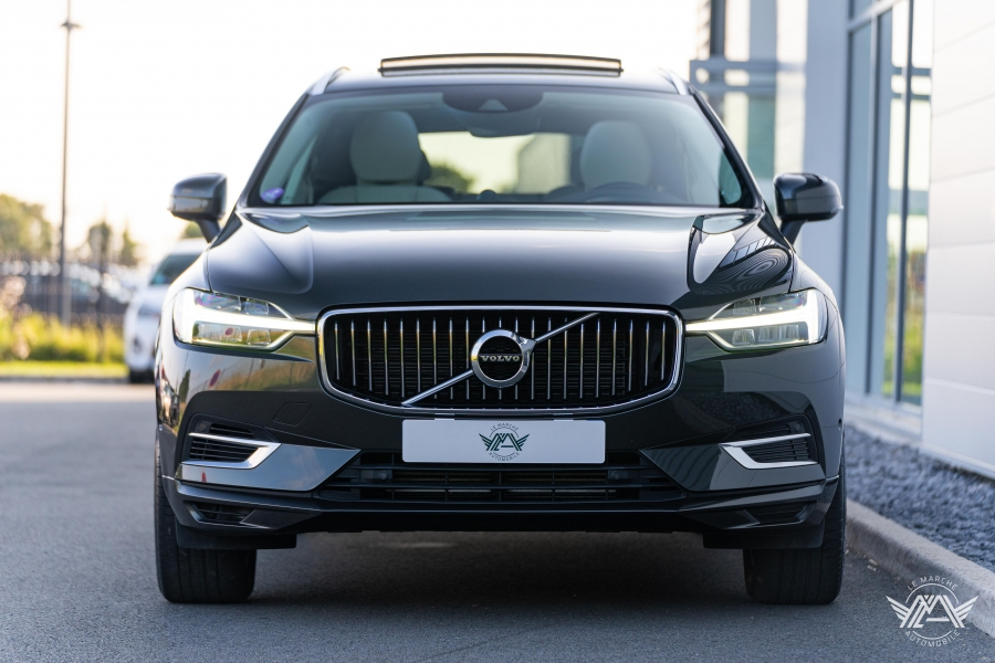 Volvo XC60 T8 TWIN ENGINE 390CH INSCRIPTION LUXE GEARTRONIC 8