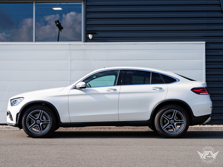 GLC COUPE 300D 245 CH 4MATIC AMG LINE 9G-TRONIC