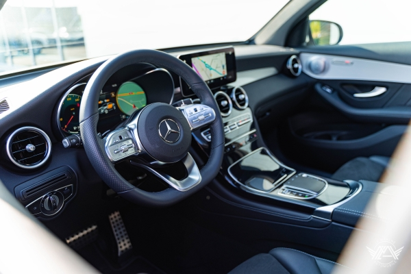 Mercedes GLC COUPE 300D 245 CH 4MATIC AMG LINE 9G-TRONIC