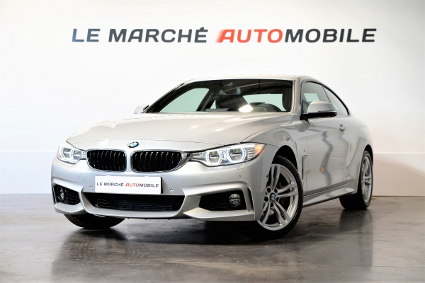 SERIE 4 COUPE 435D XDRIVE 313 CH  M SPORT