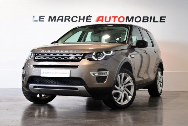 DISCOVERY SPORT SD4 190 CH HSE LUXURY BVA9 7 PLACES