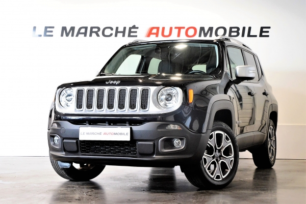JEEP RENEGADE 2.0 MULTIJET 140 BV6 LIMITED 4X4