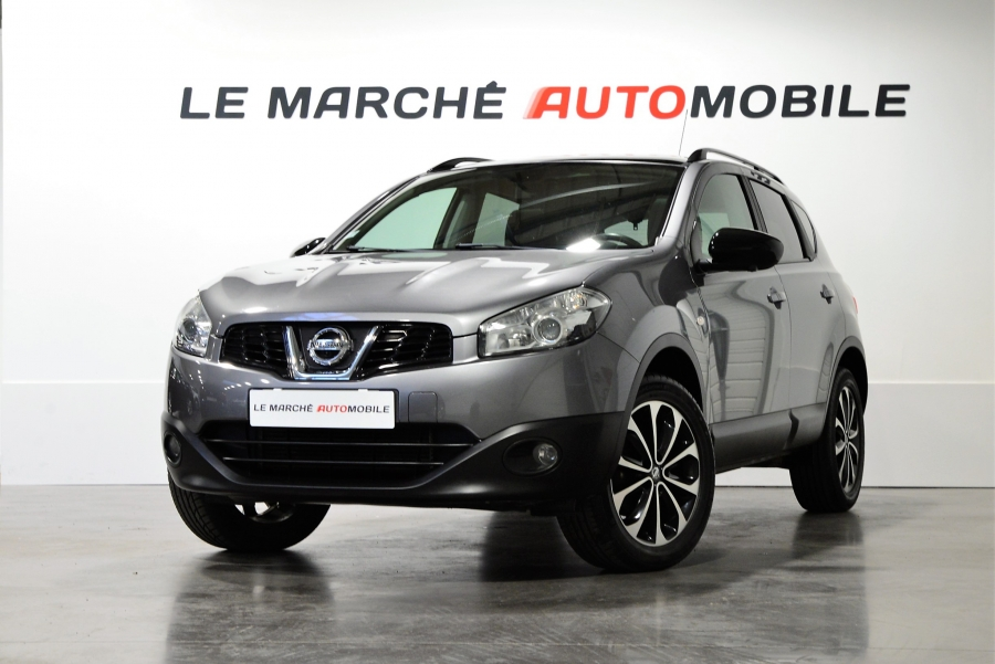 QASHQAI 1.6 dCi 130 S&S Connect édtion All-Mode