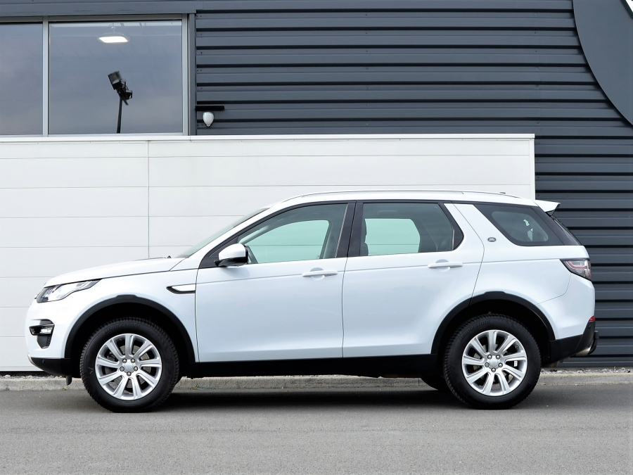 DISCOVERY SPORT TD4 HSE 150 CH BVA 7 PLACES AWD