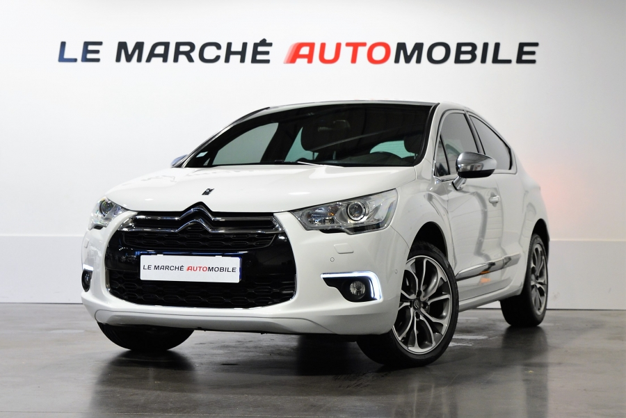 DS4 1.6 THP 200 ch SPORT CHIC