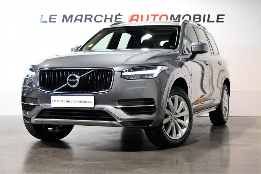Volvo Xc90 D4 190ch Momentum Geartronic 7p