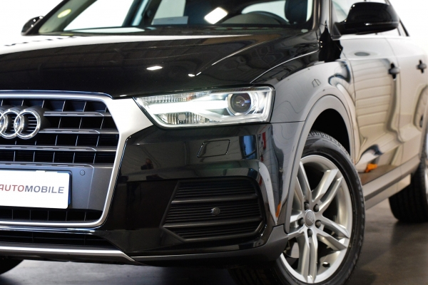 Q3 TDI 150 QUATTRO AMBITION LUXE S-TRONIC