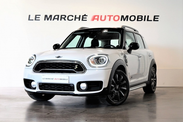 Mini Countryman Phev Se Hybrid All4 Exquisite Bva