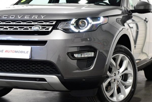 DISCOVERY SPORT TD4 180CH HSE 4WD BA 7P