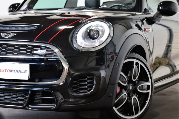 Mini Cabrio Jcw 231ch Exclusive Design Bvas